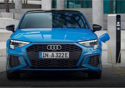 Der neue Audi A3 TFSIe