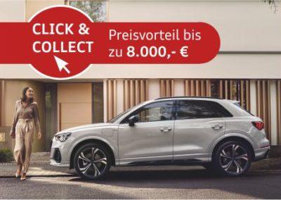 Audi Lagerabverkaufswochen