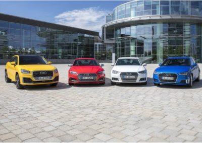 Audi Lagerwagenangebote