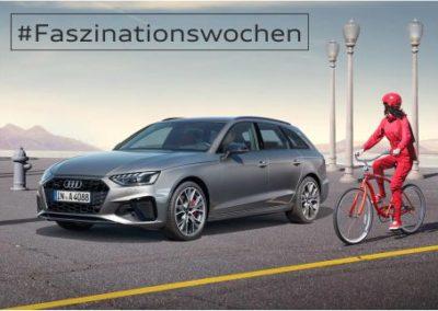 Audi A4 Faszinationswochen