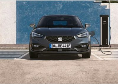 Der SEAT Leon e-Hybrid