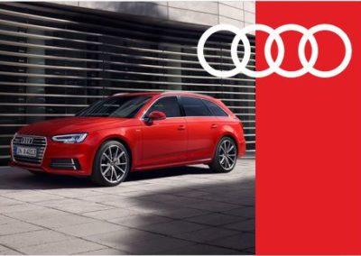 Audi Gebrauchtwagenaktion