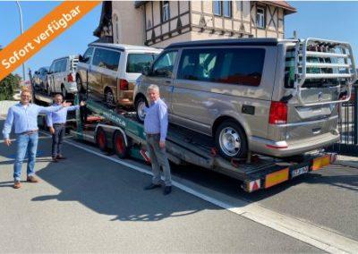 Sofort verfügbare Reisemobile