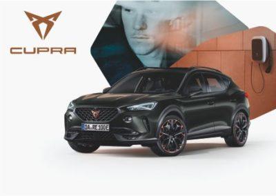 Cupra Formentor e-Hybrid