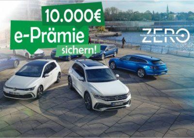 10.000 € Hybridprämie sichern