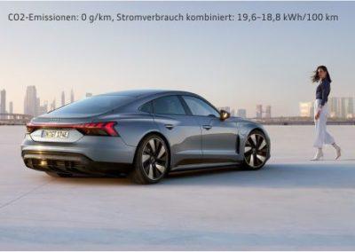 Der neue Audi e-tron GT quattro