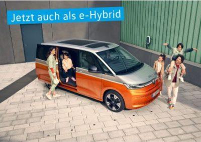 Der neue VW Multivan