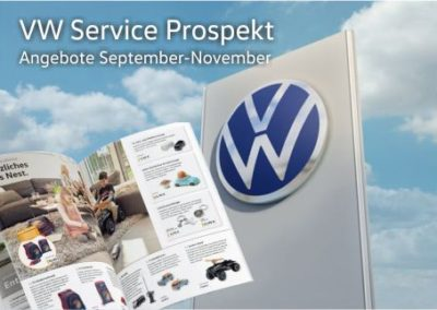 VW Service Prospekt