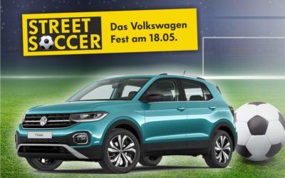 Volkswagen Fest in Borna